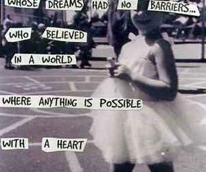 quotes, Dream, and little girl image