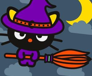 chococat and Halloween image
