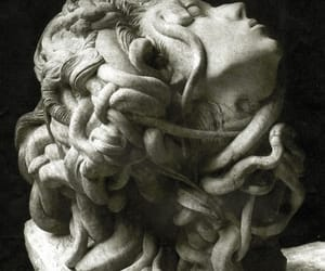 medusa, sculpture, and paul darde image