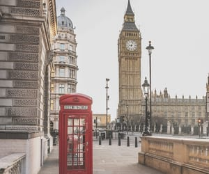london, paysage, and travel image
