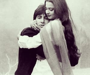 bollywood, retro, and couple image