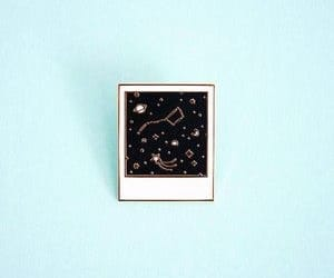 accessories, polaroid, and astrology image