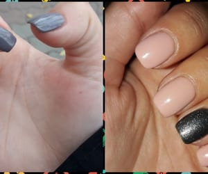 nails, beautiful nails, and unghii image