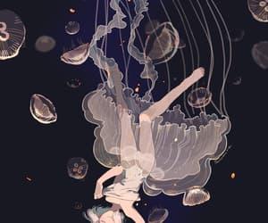 anime, girl, and moe image