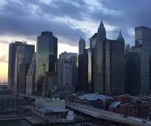 america, bridge, and Brooklyn image