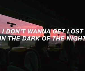 four, lost, and Lyrics image