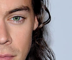 styles, eyes, and green image