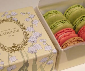 laduree, food, and sweet image