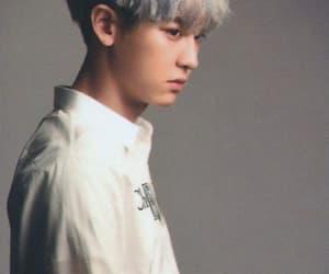 exo, chanyeol, and kpop image
