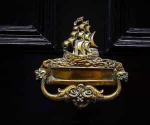 adventure, ship, and sailing image
