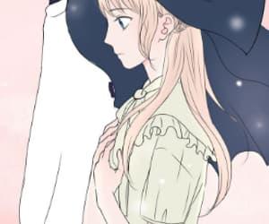 anime girl, manhua, and anime boy image