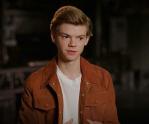 tbs, thomas brodie sangster, and the death cure image