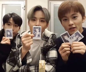 nct, mark, and jungwoo image