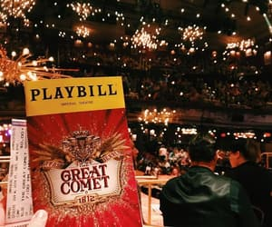 broadway, theatre, and the great comet of 1812 image