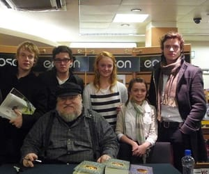 throwback, game of thrones, and got cast image