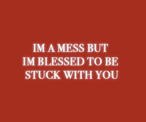 red, quotes, and Lyrics image