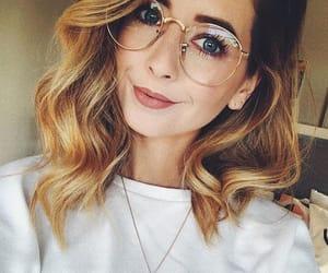 blonde, hair, and shoulder length hair image