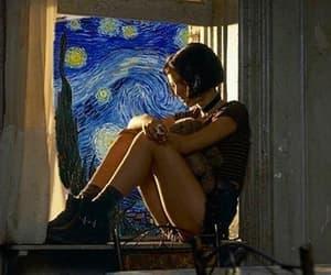 depression, girl, and sadness image