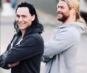 brothers, Marvel, and thor image