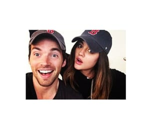 ship, lucy hale, and pll image