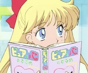 anime, sailor moon, and girl image