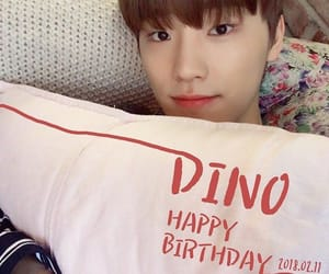 Seventeen, dino, and lee chan image