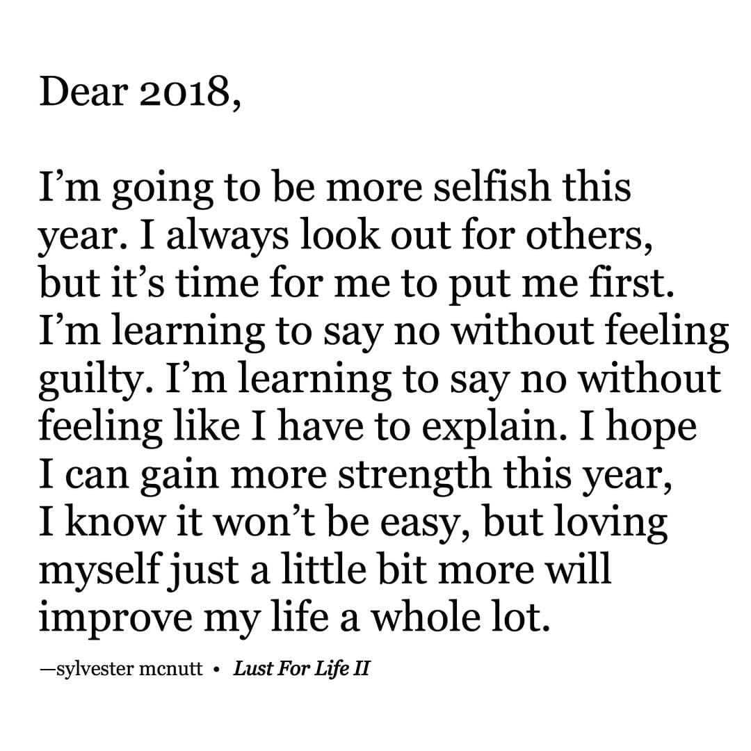 2018, goals, and inspiration image