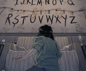 gif and stranger things image