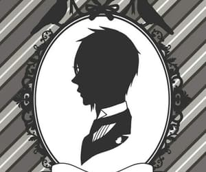 anime, kuroshitsuji, and sebastian michaelis image