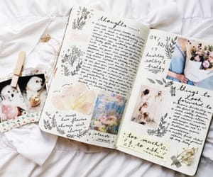 journal, aesthetic, and creative image