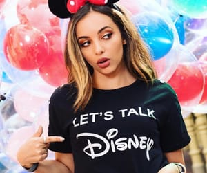 jade thirlwall, little mix, and disney image