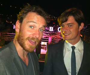 sam riley and michael fassbender image
