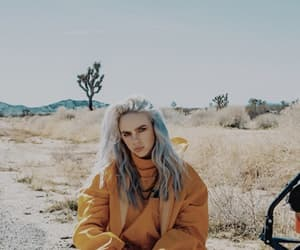 billie eilish, music, and bellyache image