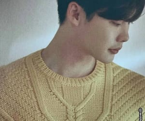 actor, korean, and lee jong suk image
