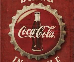 vintage, coca-cola, and coke image