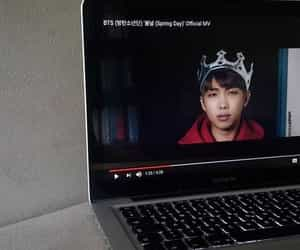rm, king, and bts image