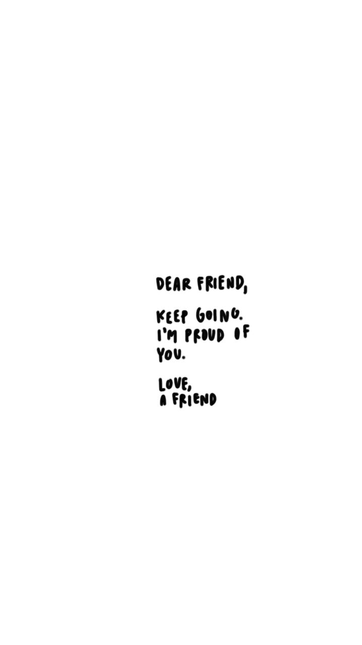 Dear Friend Discovered By 1 9 9 8 On We Heart It