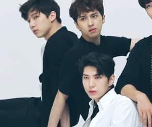 ken, kpop, and Leo image