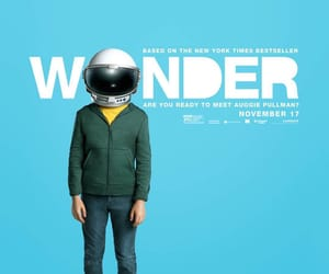 wonder, film, and jacob tremblay image