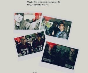 scoot, stiles, and dylanobrien image