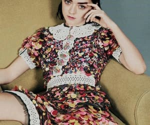 dress, game of thrones, and maisie williams image
