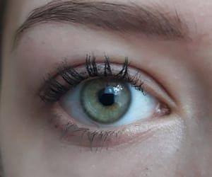 eye, green eye, and hipnotizing image