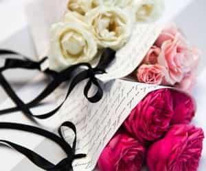 belleza, rosas, and ramo image