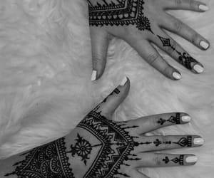 henna, tatto, and tumblr image