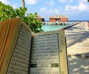 quran, muslim, and islam image