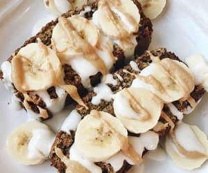 banana, fitness, and food image