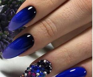 dark blue, fashion, and glam image