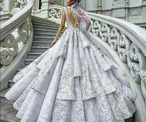 wedding dress and perfect image