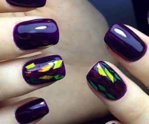 fashion, nail art, and polish image