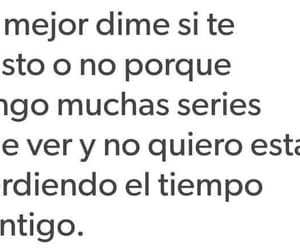 amor, frases, and serie image